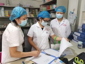 宁南县院感质控中心开展医疗机构新冠肺炎疫情防控督查