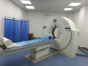 我院引进的联影80排螺旋CT正式投入使用